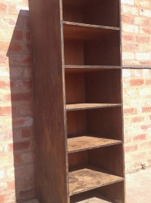Tall pigeon hole cabinet 1
