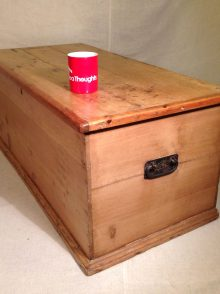 Pine chest 2