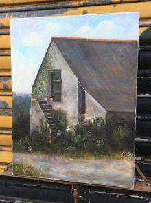 DB painting Barn 4