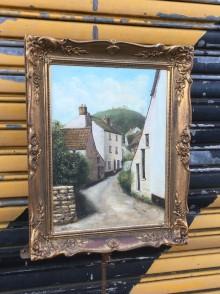 DB painting Lane 3