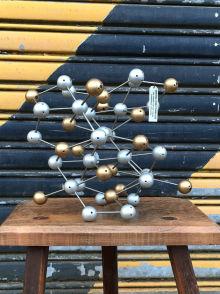 Gold & Silver atom 2